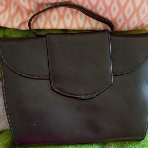 Vintage 1950's-60's Leather Purse~Desirables~New